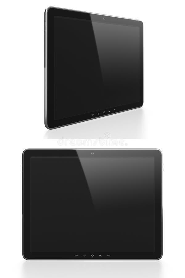Tablet компьютер бесплатная иллюстрация