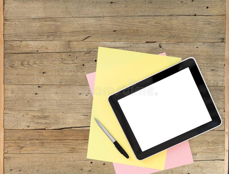 tablet stock afbeelding