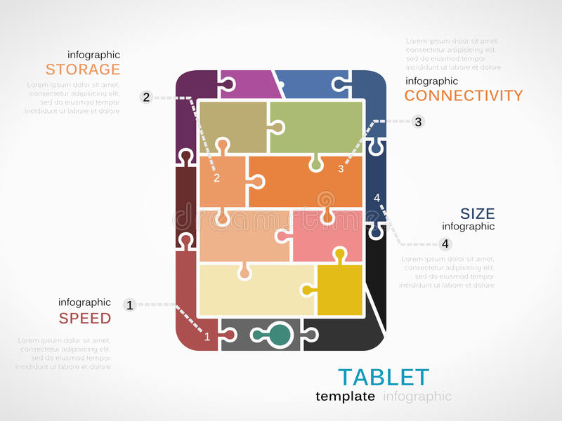 tablet royalty illustrazione gratis