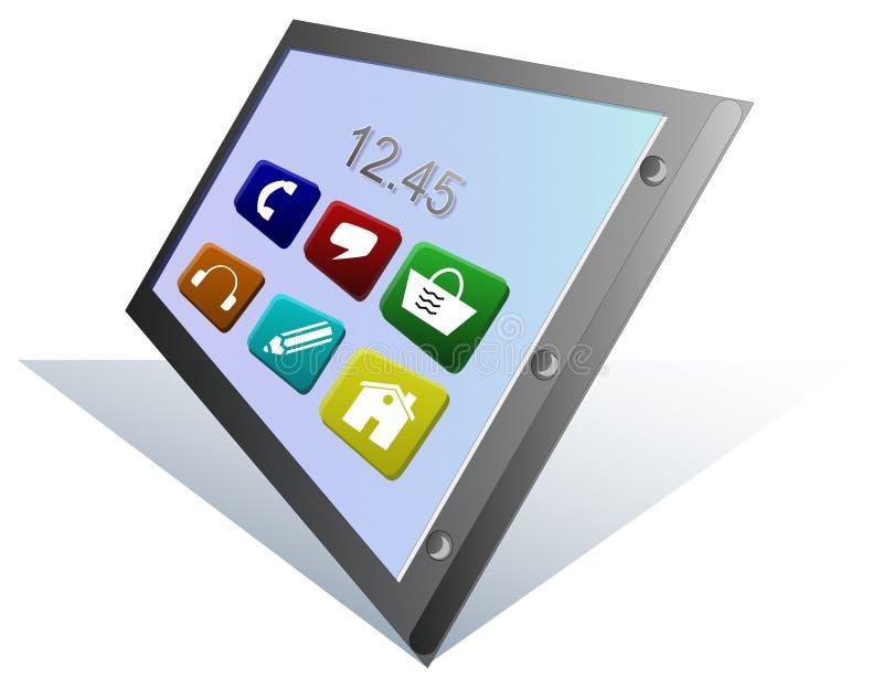 tablet stock illustratie