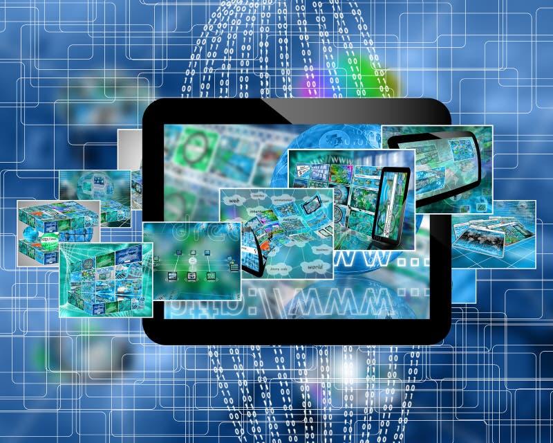 tablet immagine stock libera da diritti