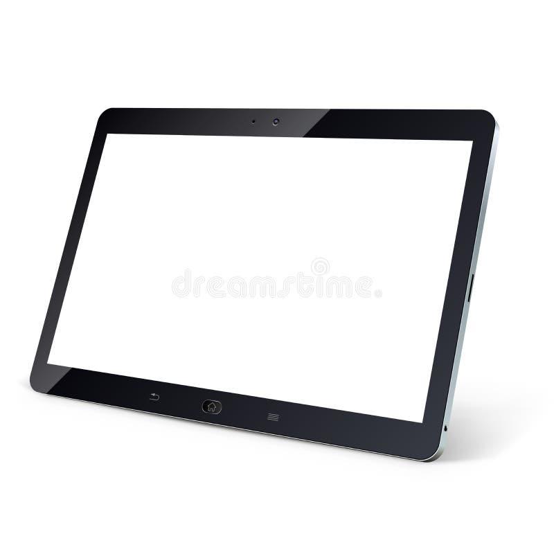 Tablet-Computer vektor abbildung
