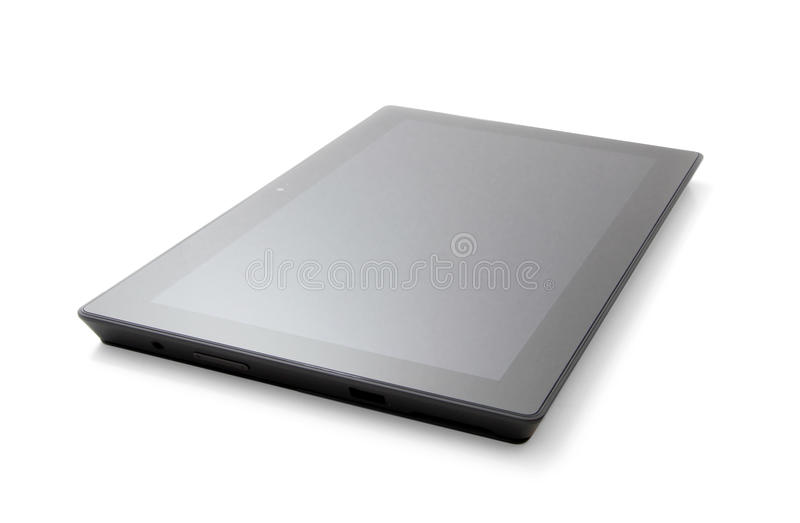 Download Tablet Computer stock photo. Image of high, reflective - 30130198