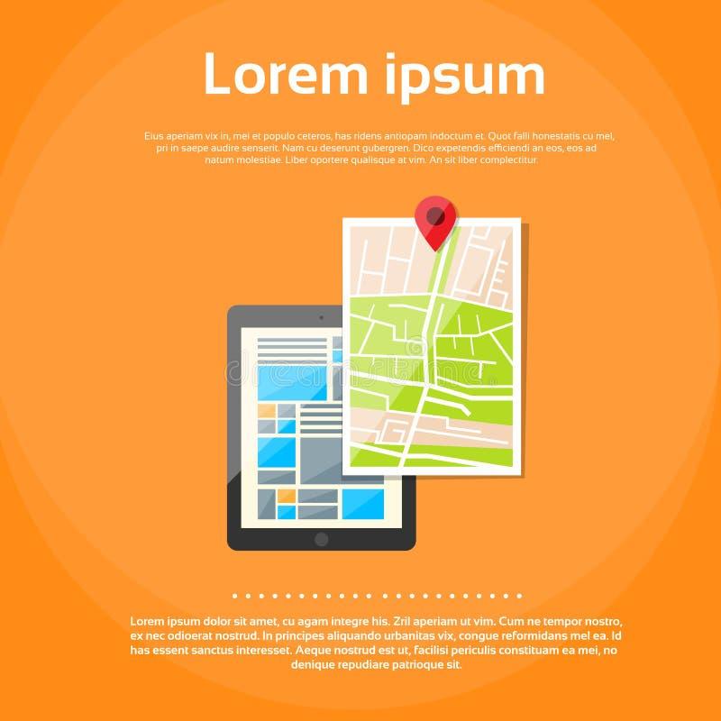 Tablet computer world map gps globe navigation stock vector download tablet computer world map gps globe navigation stock vector illustration of illustration positioning gumiabroncs Gallery