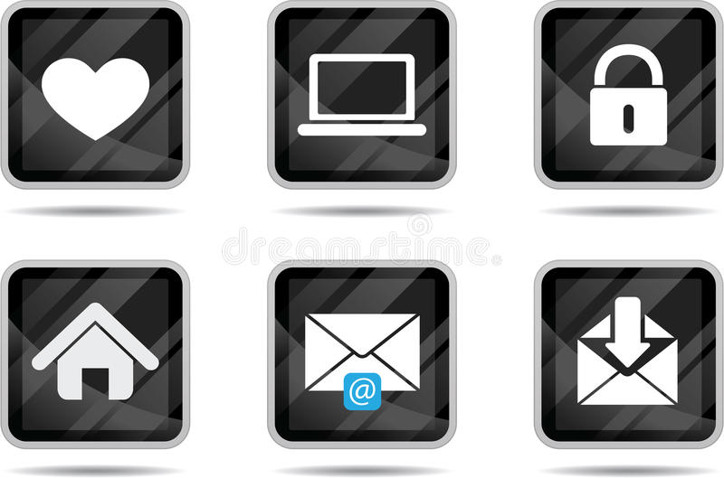 Download Tablet Icon - Internet 2 Royalty Free Stock Photography - Image: 14938557