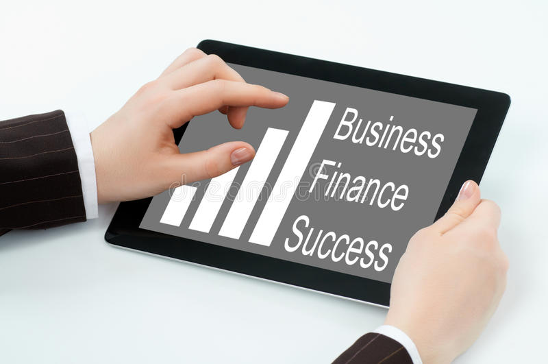 Download Tablet pc stock photo. Image of decisions, mobile, business - 22831774