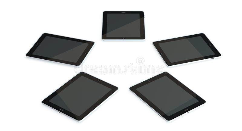 Tablet PC Royalty Free Stock Photo