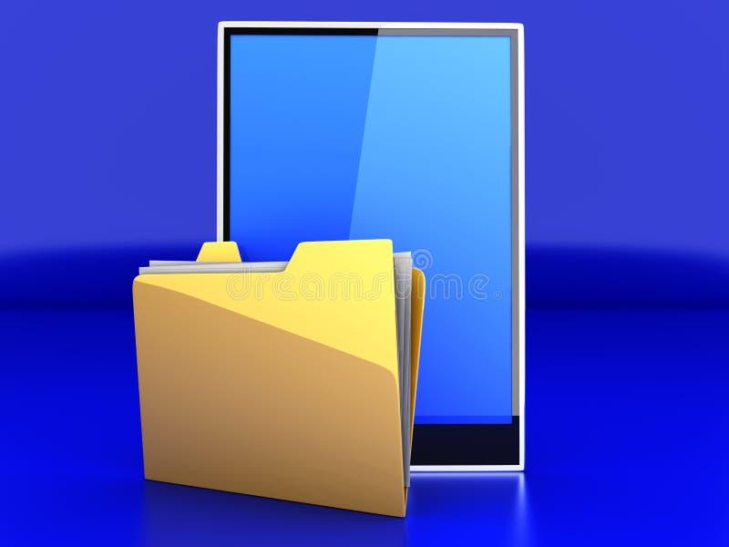 Tablet PC Folder