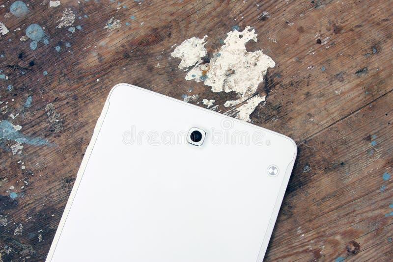 Tablet-PC-Kamera lizenzfreie stockfotografie