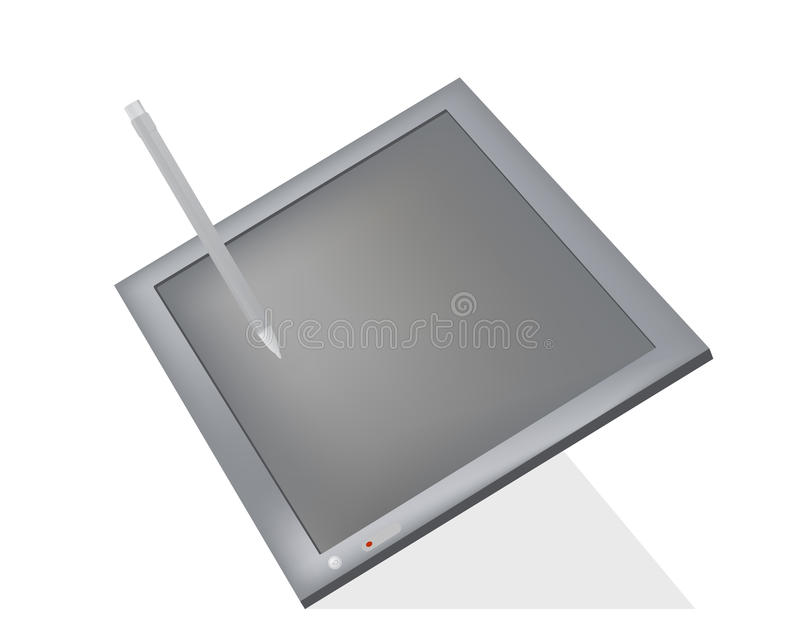 Download Tablet Pc Vector Isolated Stock Images - Image: 10857674