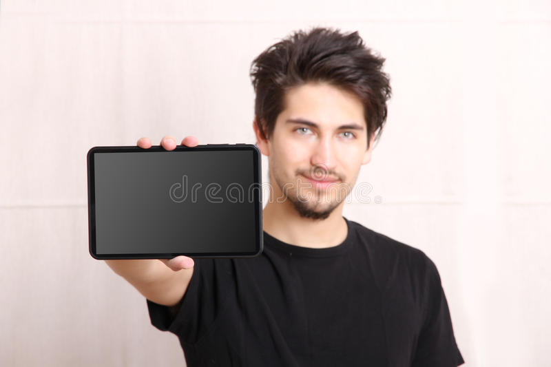 Tablet PC stock photography