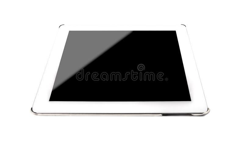 Tableta blanca fotos de archivo