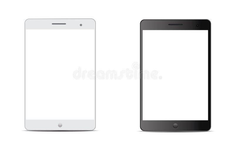 Tableta realista de Android Ipad Android del vector libre illustration