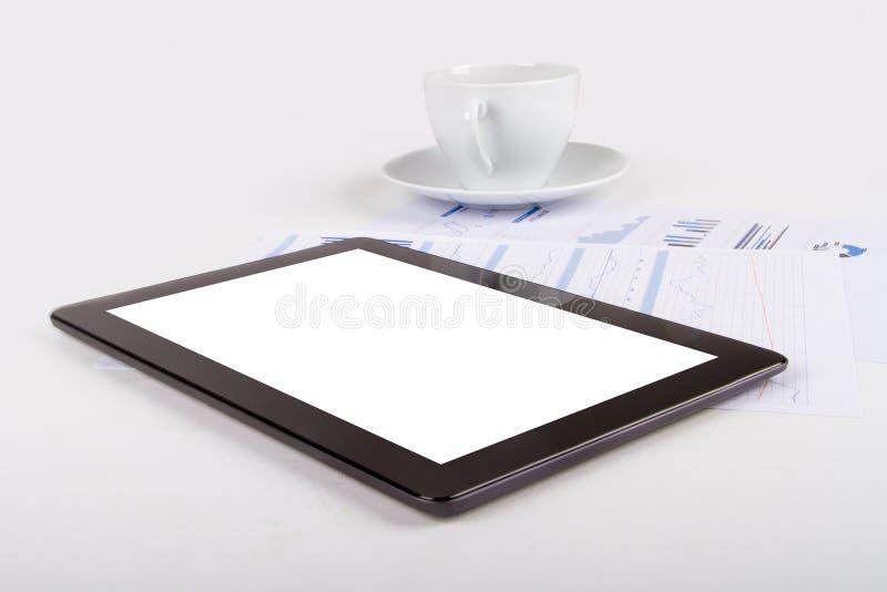 Download Tableta, Té En Cartas Financieras Del Gráfico Imagen de archivo - Imagen de sano, gráfico: 41909615