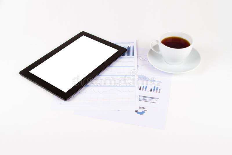 Download Tableta, Té En Cartas Financieras Del Gráfico Imagen de archivo - Imagen de caliente, concepto: 41909629
