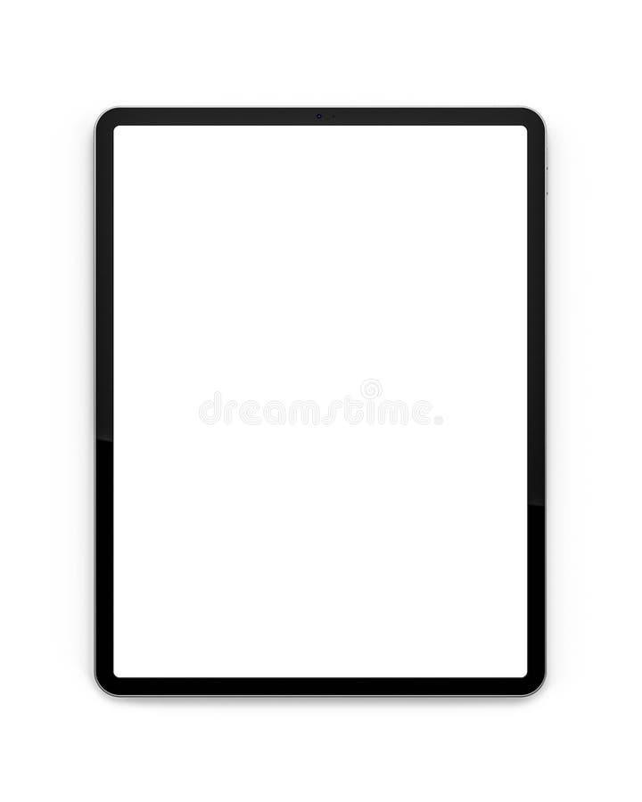 Tabletas en la nueva versión stock de ilustración