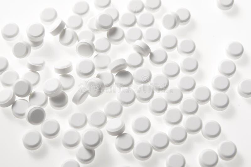 Tabletas médicas de la píldora foto de archivo libre de regalías