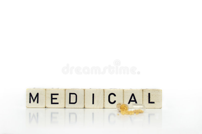 tabletki medyczne obraz royalty free