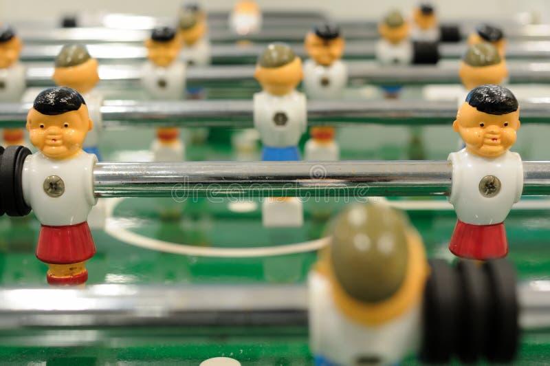 tabletop футбола стоковые фото