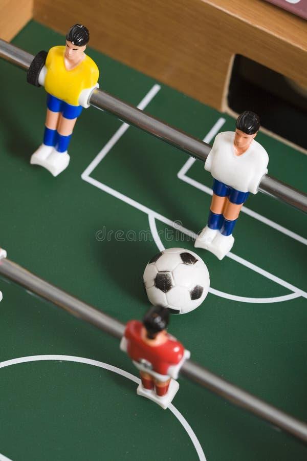 tabletop футбола стоковые изображения