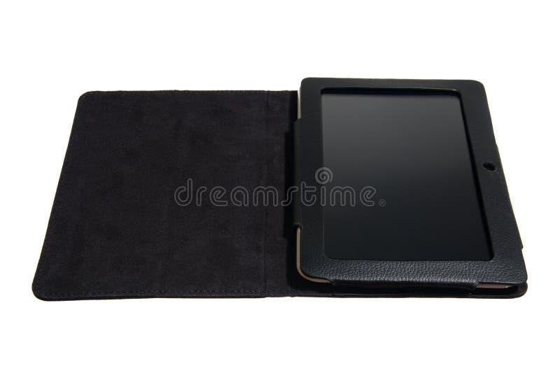 TabletPC i fall att arkivbilder