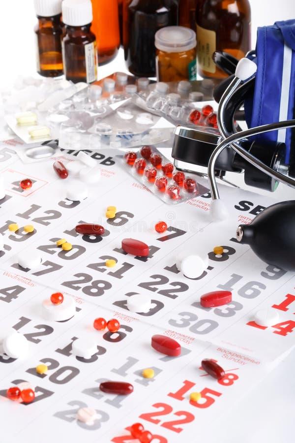 tablets royaltyfri bild