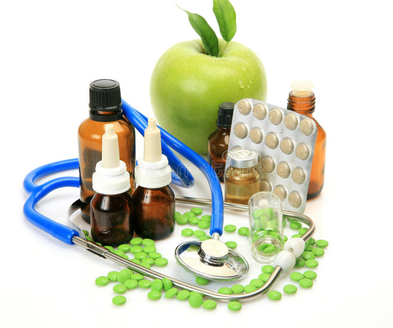 Download Tablets For Treatment Of Illness Stock Photo - Image: 22181880