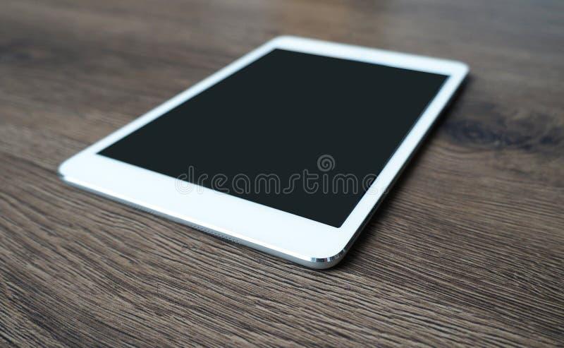 Tabletspot omhoog stock foto's
