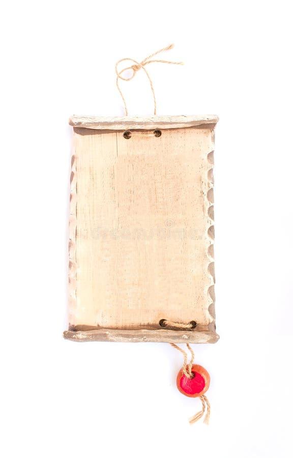Tablette d'argile pour des souhaits photos stock