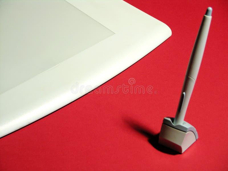 Tablette graphique photos stock