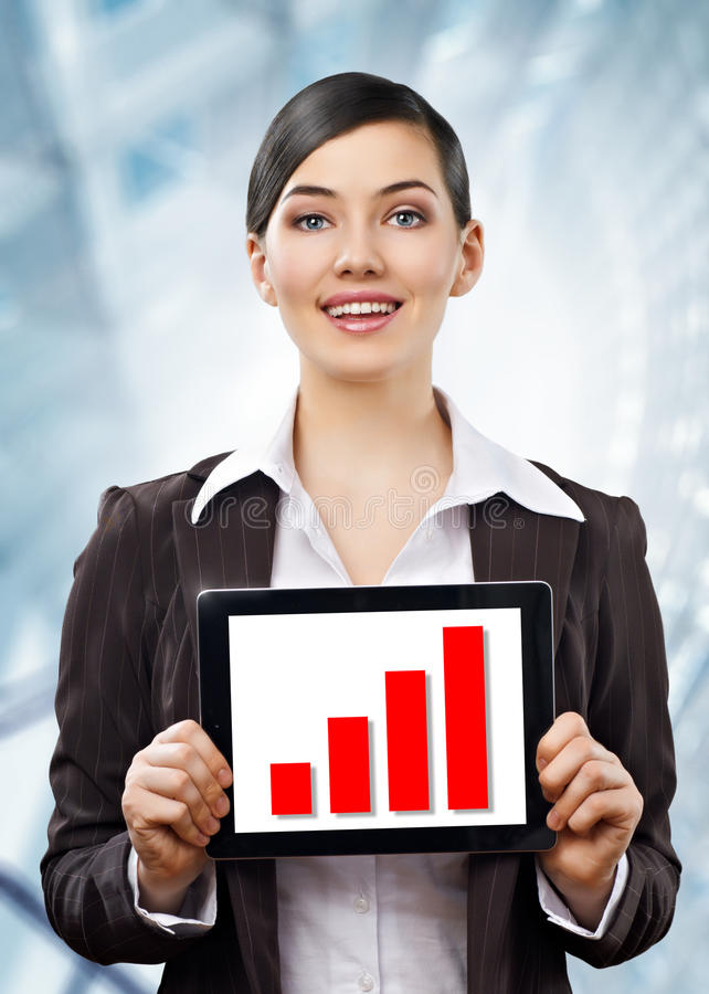 Tablette-PC stockfoto
