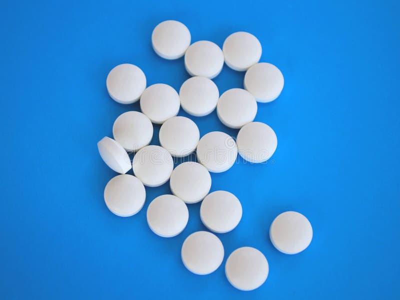Tabletten stock foto's
