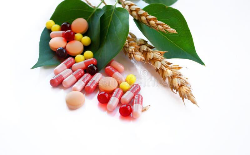Tabletten royalty-vrije stock fotografie