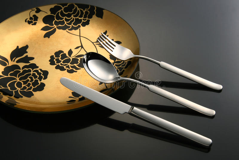tableware zdjęcie royalty free