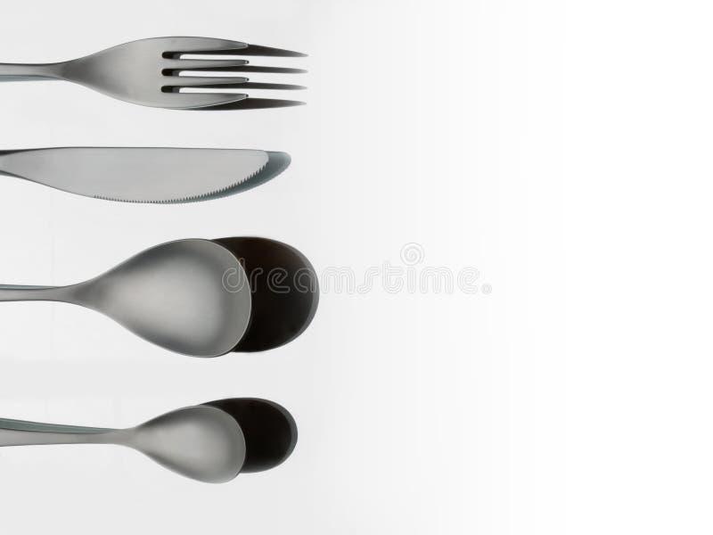 Tableware royalty free stock photos