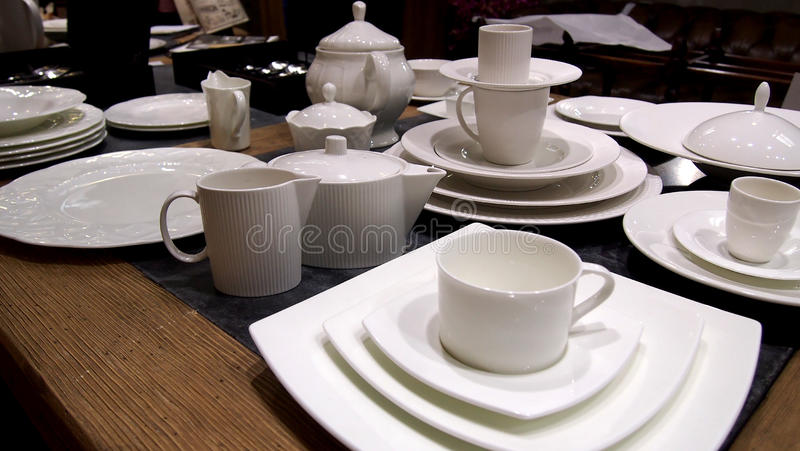 tableware στοκ εικόνες