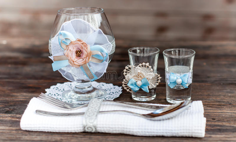 tableware images stock