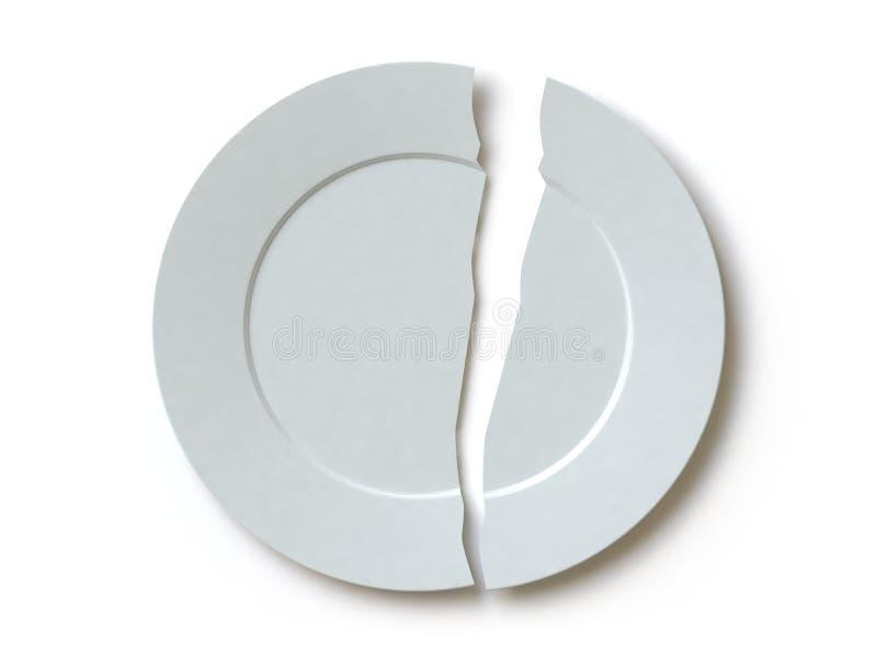 Download Tableware Collection - Push Here Stock Illustration - Illustration of splinter, service: 9371841