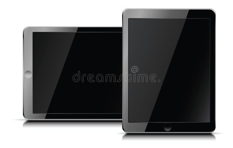 Tablilla del ordenador del iPad de Apple libre illustration
