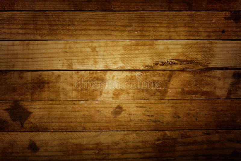 Tablones de madera imagen de archivo