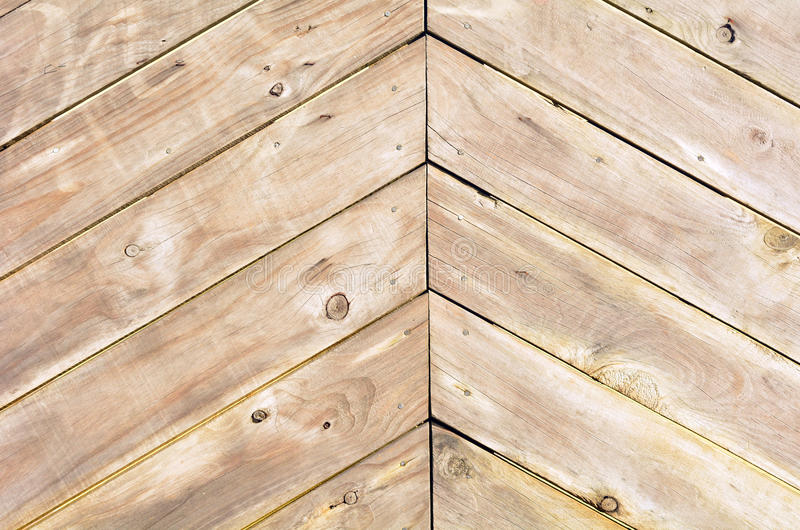 Tablones de madera fotografía de archivo libre de regalías