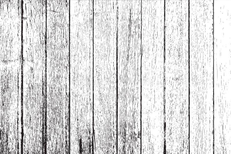 Tablones de madera apenados libre illustration