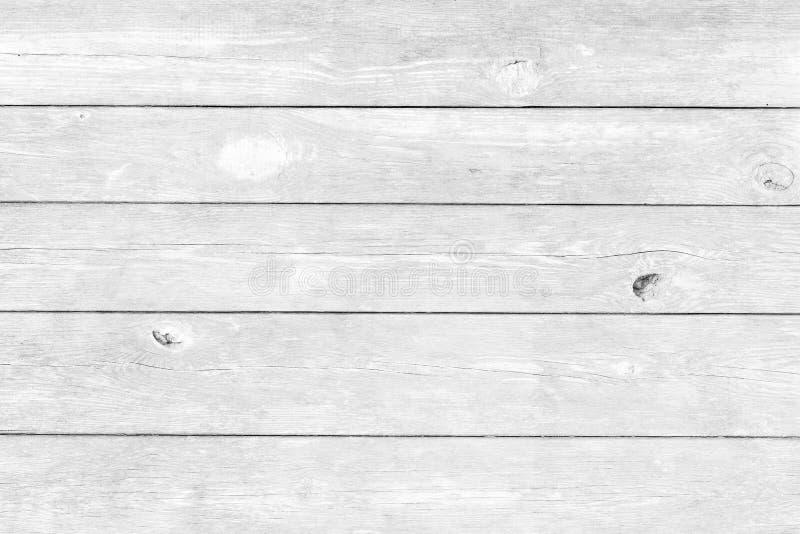 Tablones de madera blancos fotos de archivo