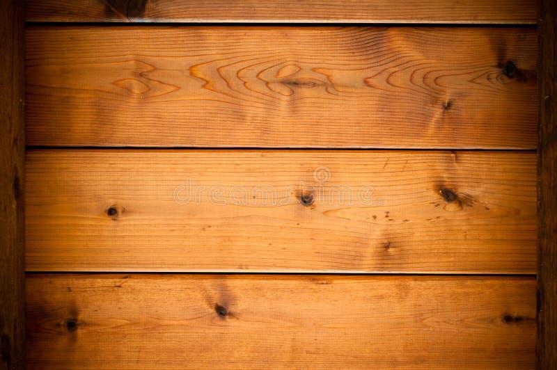 Tablones de madera del cedro imagen de archivo