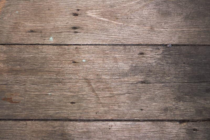 Tablones de madera Fondo de Copyspace imagenes de archivo