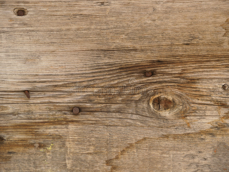 Tablones de madera resistidos y desgastados viejos foto de archivo
