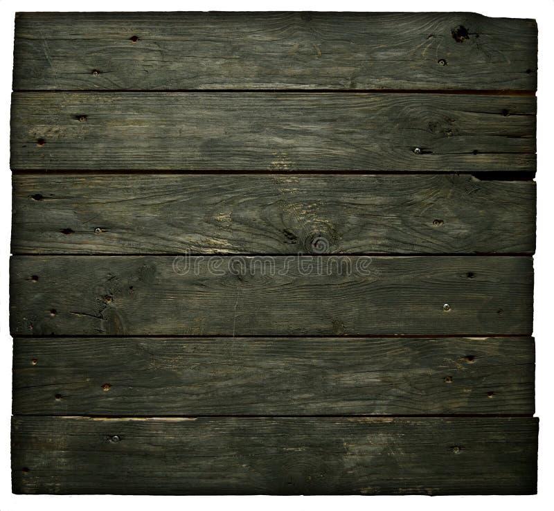 Tablones de madera viejos fotografía de archivo libre de regalías