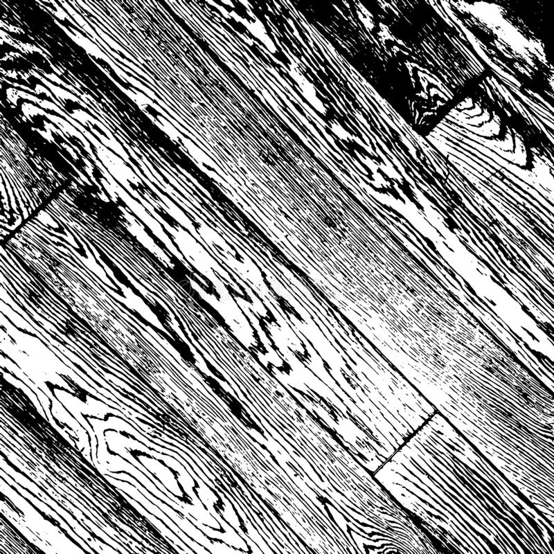 Tablones diagonales de madera libre illustration