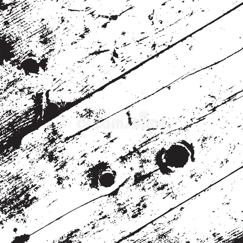 Tablones diagonales de madera libre illustration