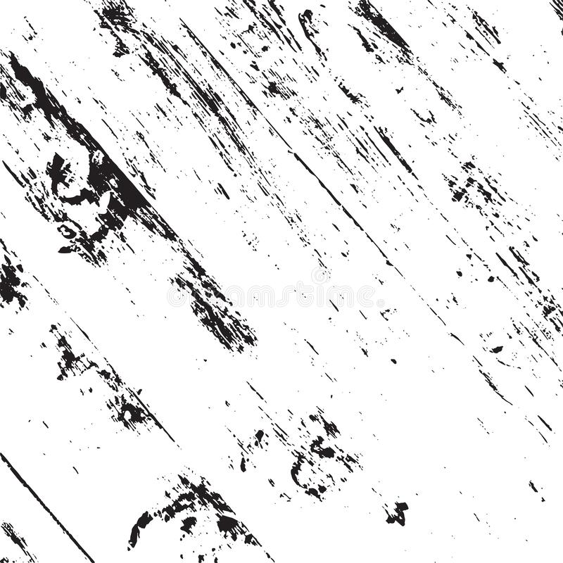 Tablones diagonales de madera stock de ilustración
